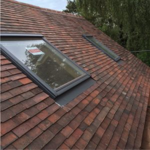 Velux Window Installation Cm Roofing Services