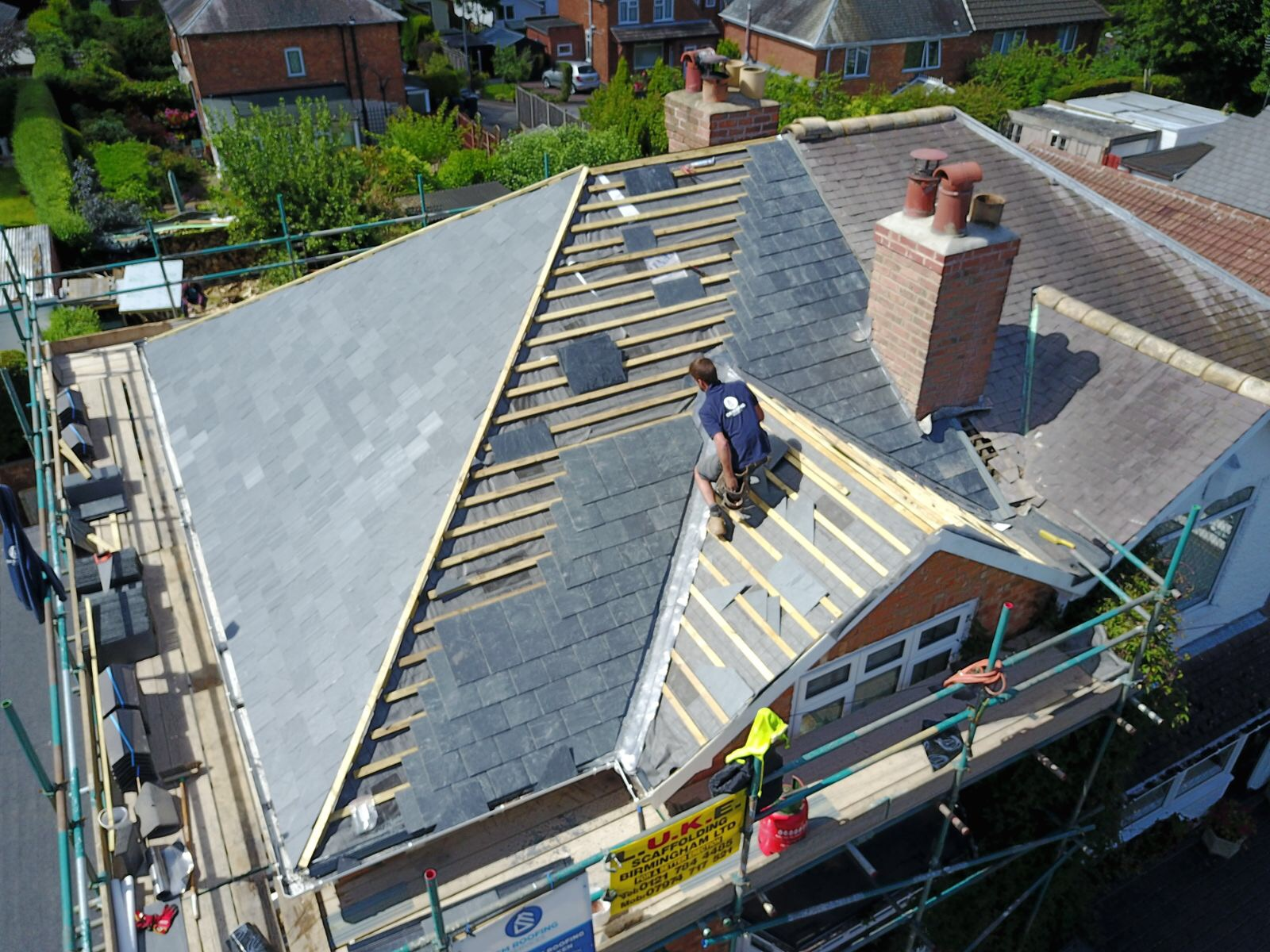 CM Roofing Services - Solihull & Yardley