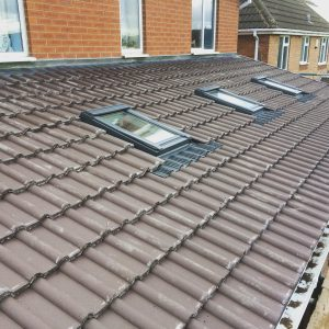 Extension Roof Swadlingcote Cm Roofing Services